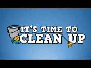 Community Clean Up Day - Saturday, 2/22 at 9:30am - 12:30pm